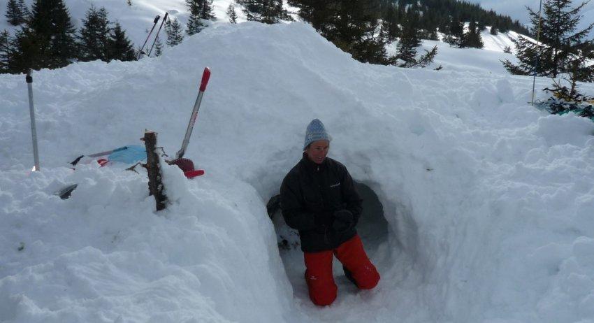 Survivre en montagne